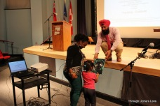 Speaker & Lucky Winner - Canadian Success Stories Speaker Series