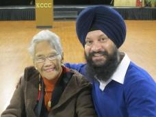 Mama Ching & Sukhjit Singh