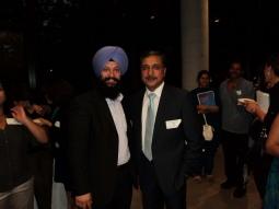Sukhjit Singh & Dr. Deep Saini (Vice President & Principal - University of Toronto Mississauga)