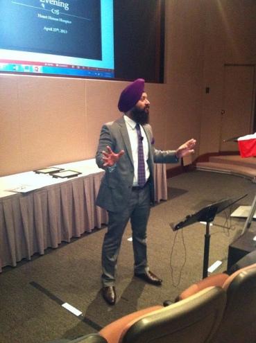 Keynote Speaker - Heart House Hospice