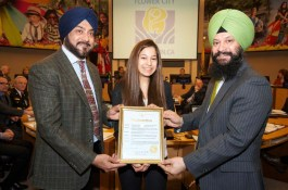 Proclamation - National Volunteer Week - City of Brampton